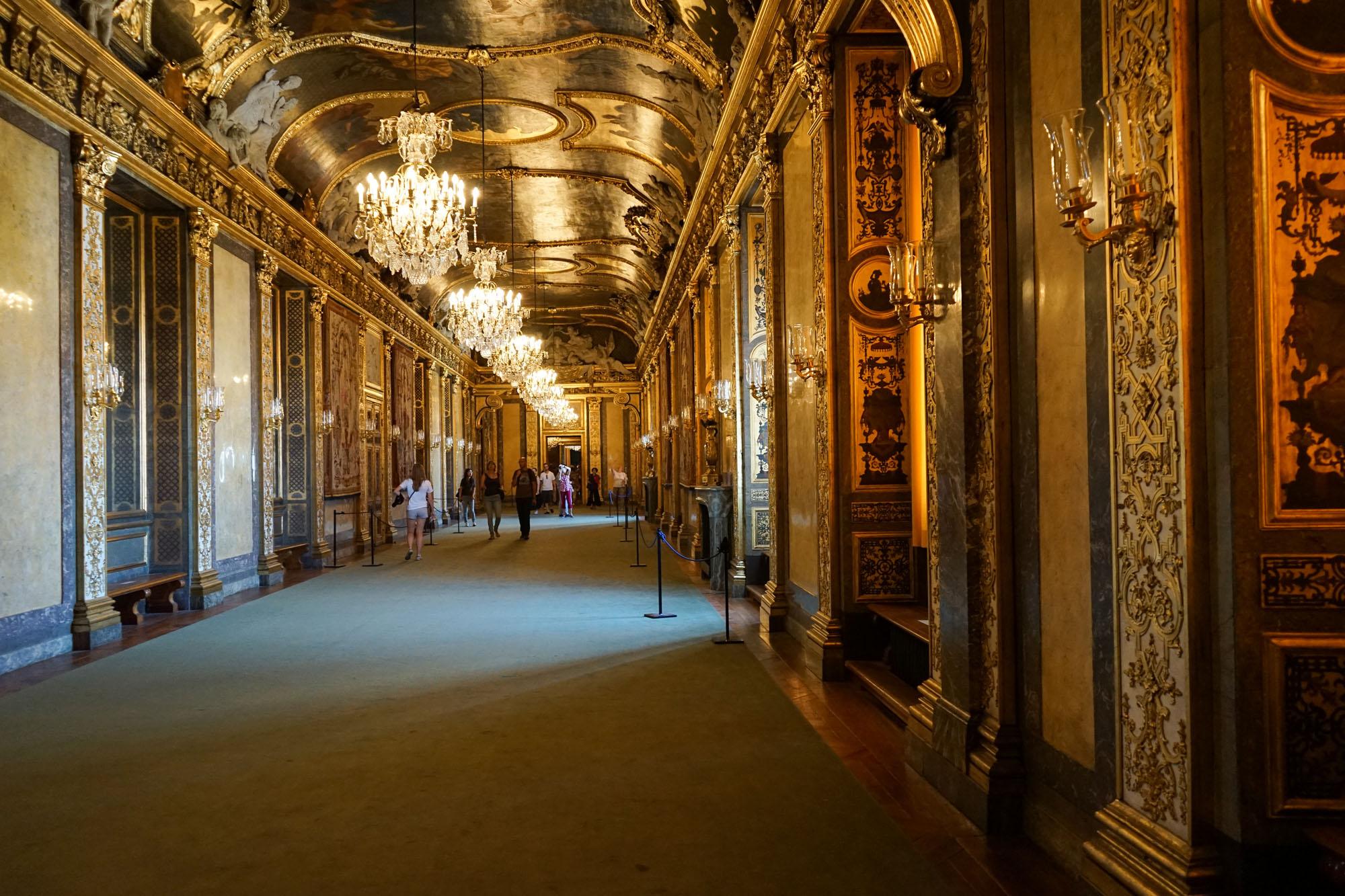 Le Palais Royal De Stockholm
